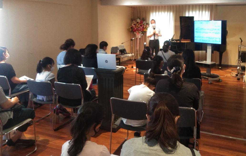 6月16日ヤマハ英語教室 Interactive English Program 開催